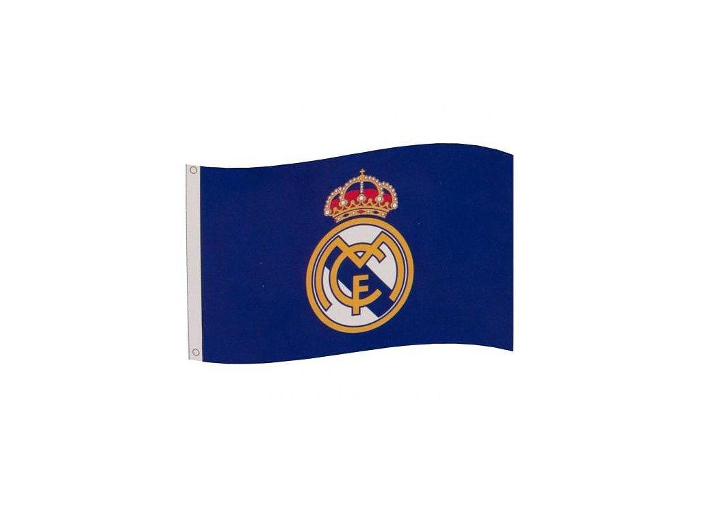 Vlajka Real Madrid 18 blue