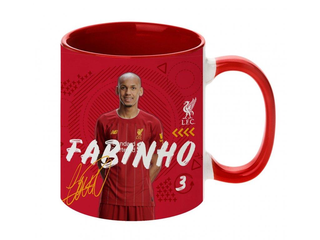 Hrnek Liverpool FC 350 ml player Fabinho