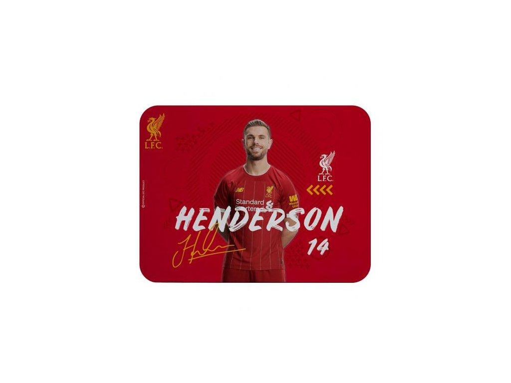 Podložka pod myš Liverpool FC Henderson