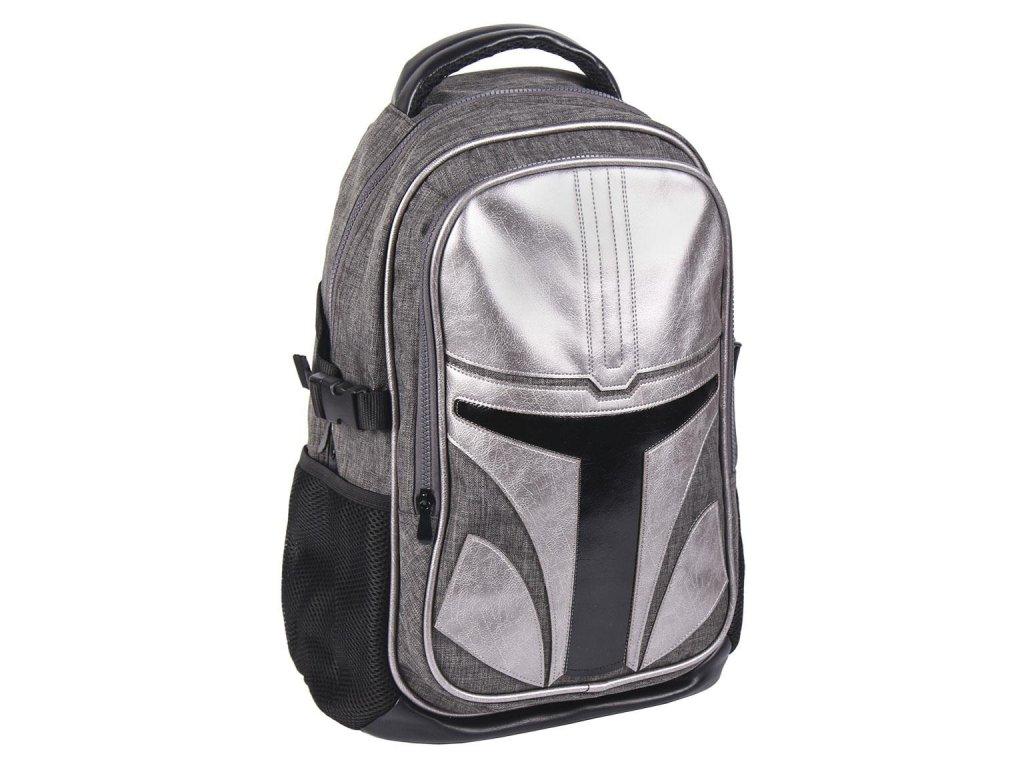 Batoh Star Wars Hvězdné války: Mandalorian (objem 35 litrů 31 x 47 x 24 cm)