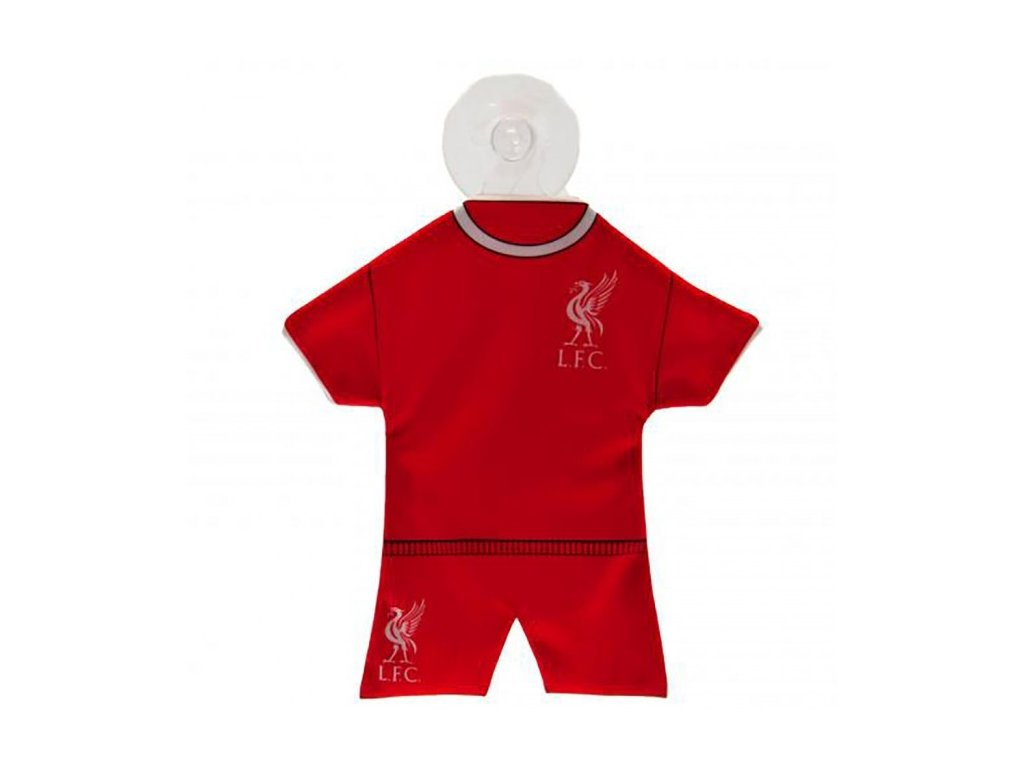 Mini dres Liverpool FC 19