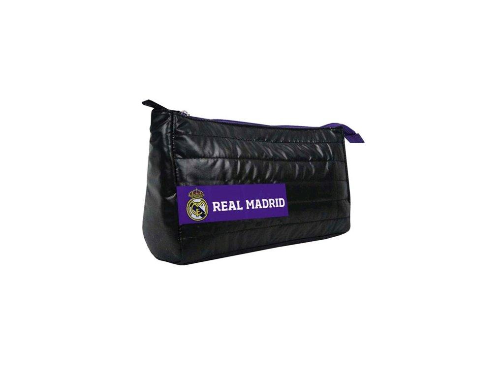 Kosmetická taška FC Real Madrid: (28 x 16 x 9 cm)