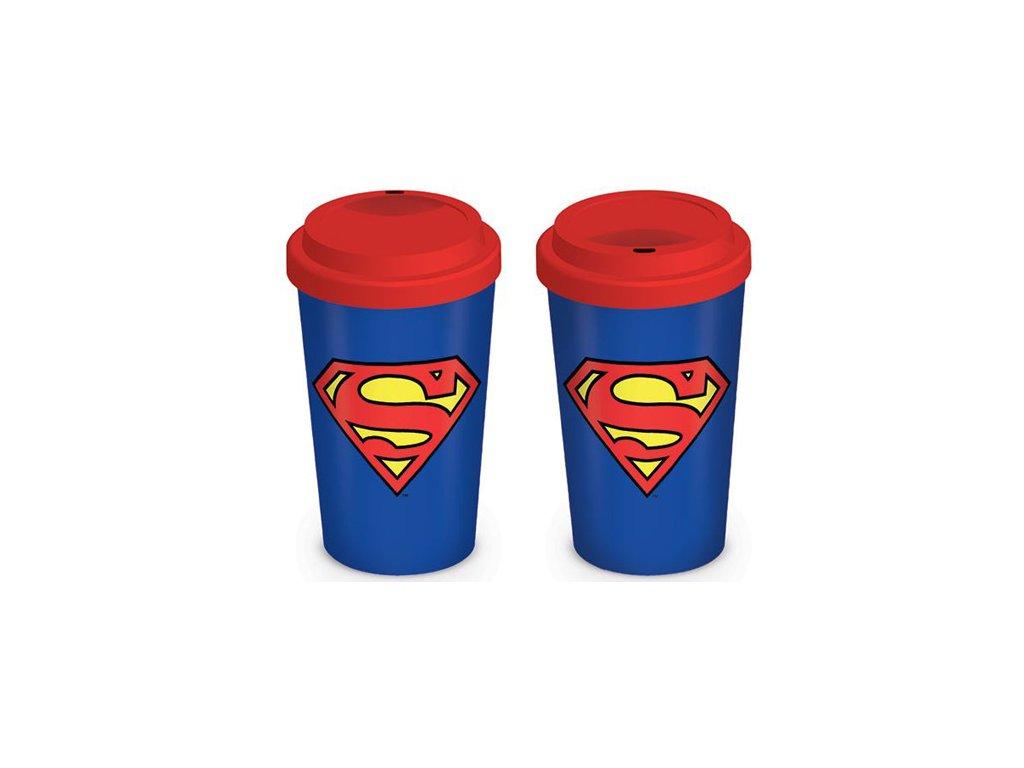 Cestovní hrnek DC Comics: Superman (objem 340 ml)