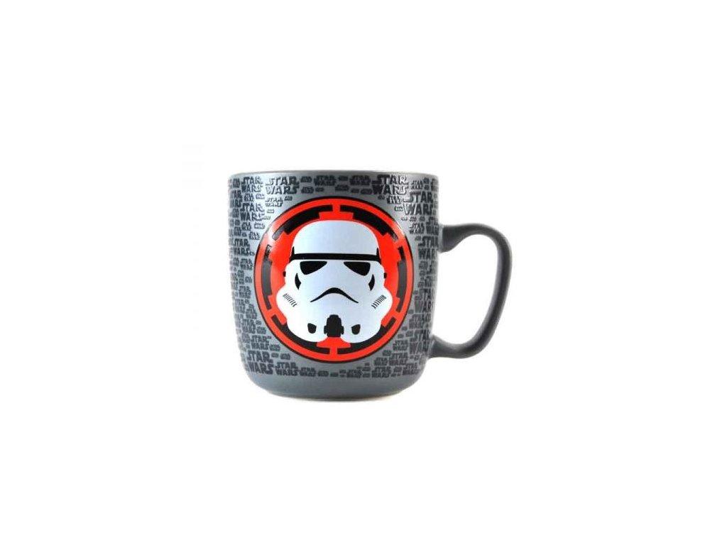 Keramický hrnek Star Wars|Hvězdné Války: Stormtrooper (objem 350 ml)