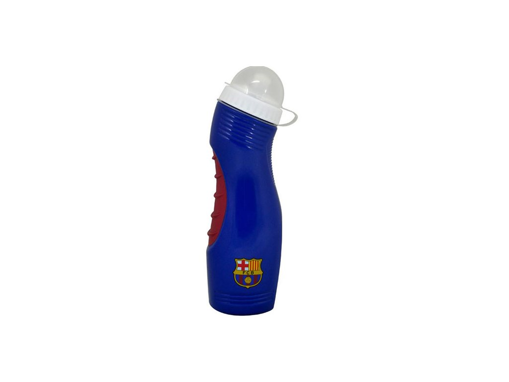 LÁHEV NA PITÍ/BARCELONA FC  750 ml/PLASTOVÁ/MODRÁ/ZNAK