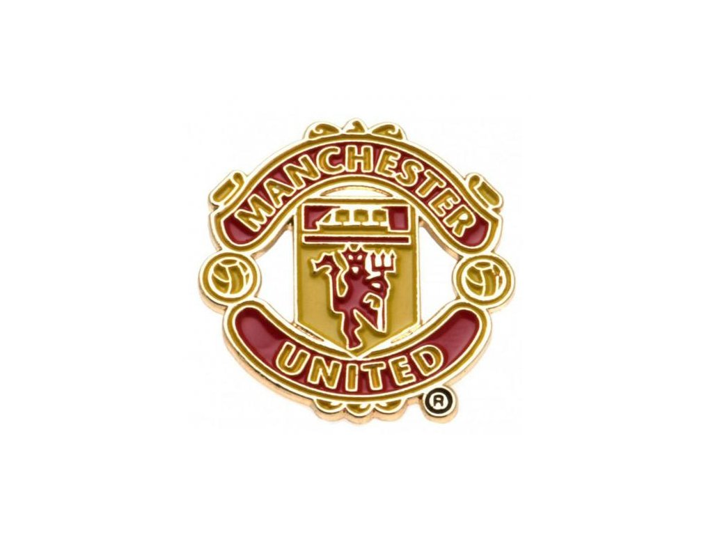 Odznak FC Manchester United: 2D znak ()