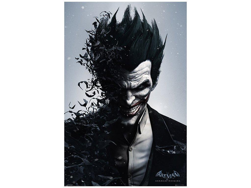 Plakát DC Comics|Batman Arkham: Joker (61 x 91,5 cm)