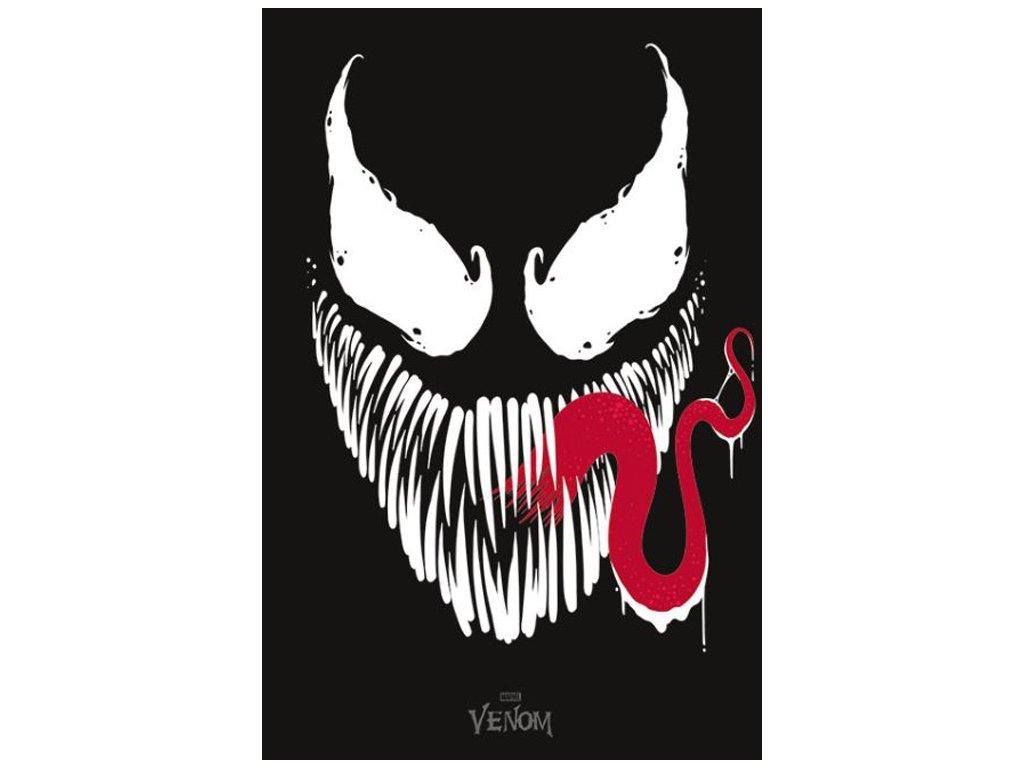 Plakát Marvel|Venom: Face (61 x 91,5 cm)