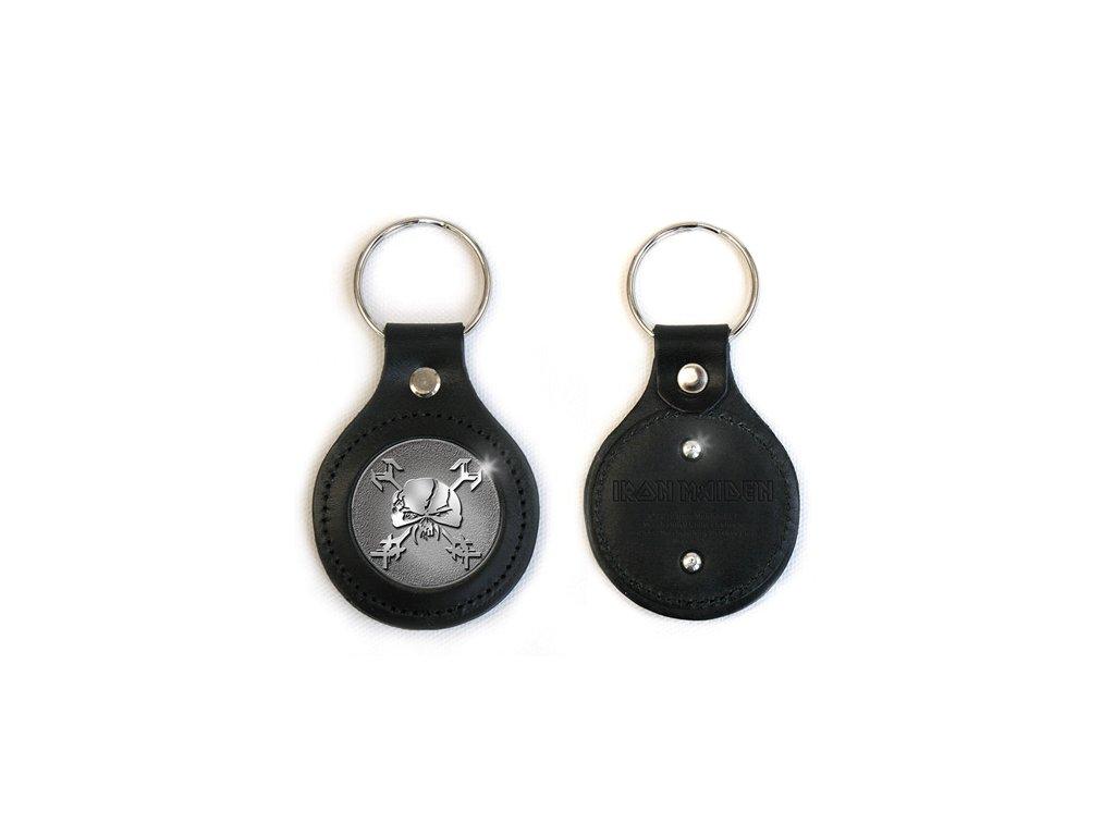 Přívěšek na klíče Iron Maien: Logo ()