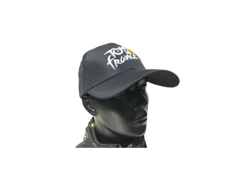 Kšiltovka Tour de France: Logo (nastavitelná)