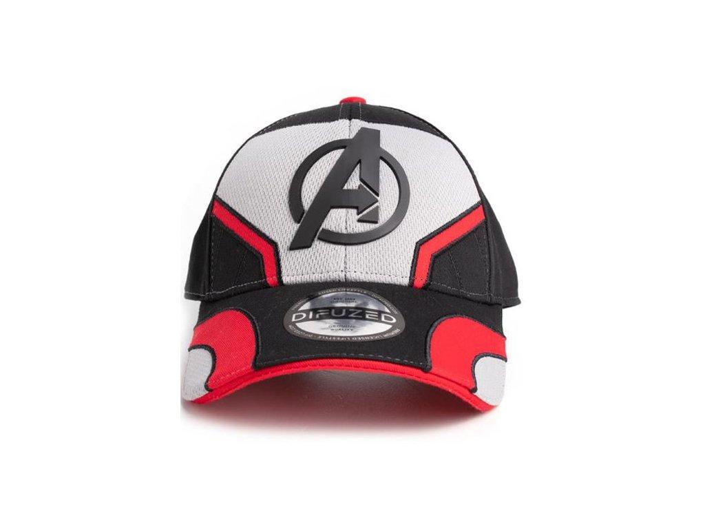 Kšiltovka Marvel|Avengers Endgame: Quantum Suit (nastavitelná)