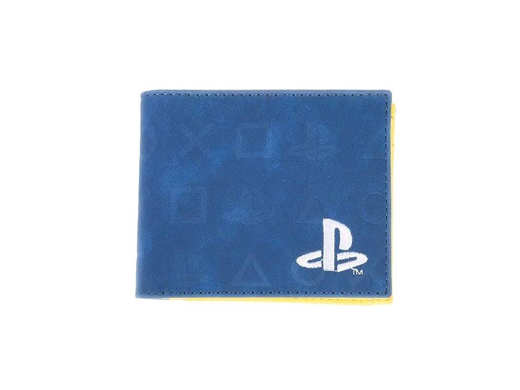 Peněženka Playstation: Logo (11 x 9 cm)
