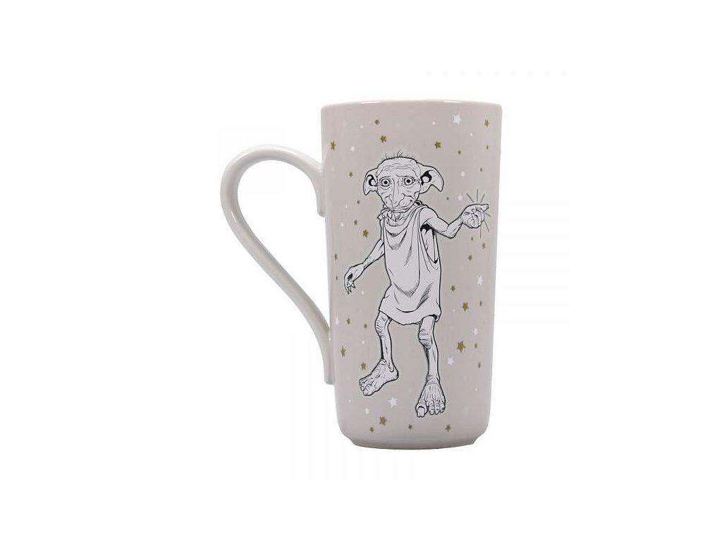 Keramický proměňovací latte hrnek Harry Potter: Dobby (objem 500 ml)
