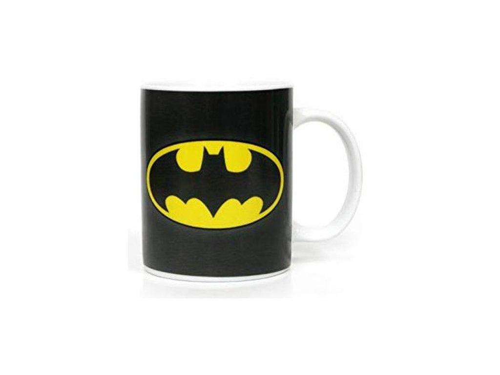 Keramický hrnek Batman: Logo (objem 320 ml) bílý
