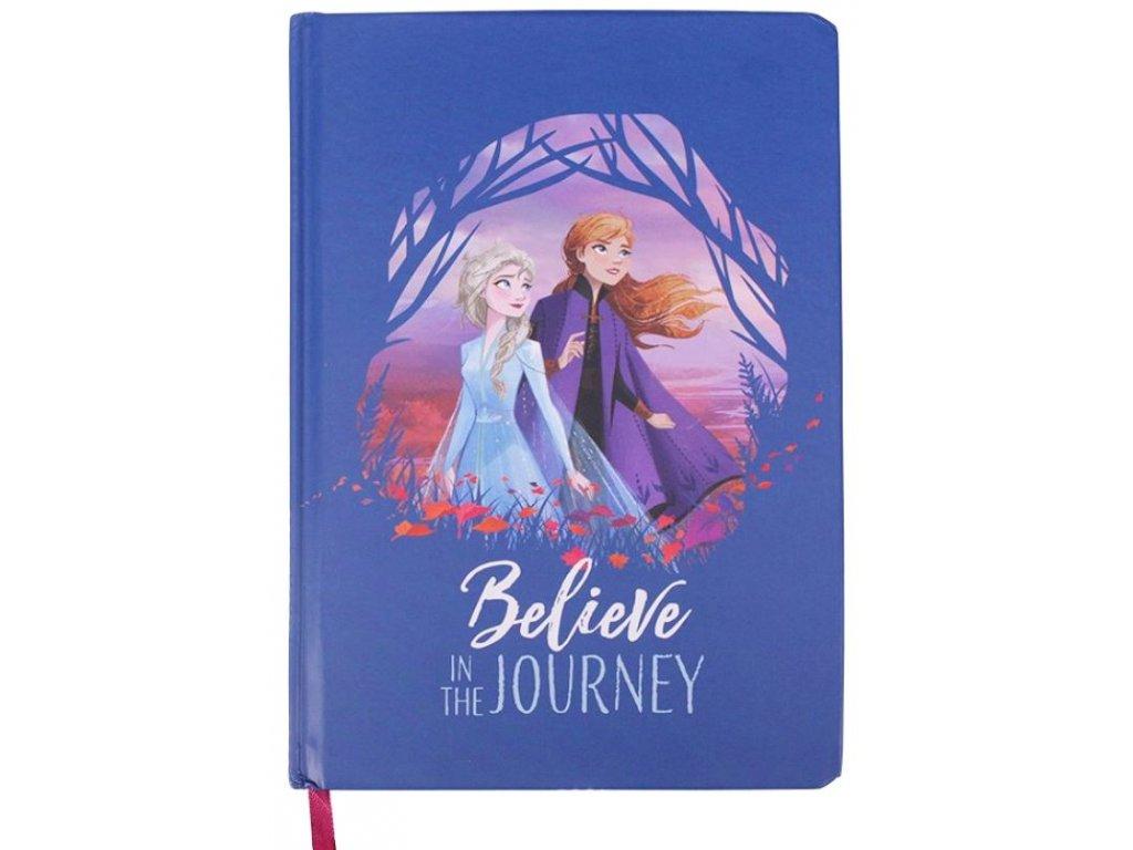 Blok A5 Disney|Frozen II: Jorney (15 x 21 cm)