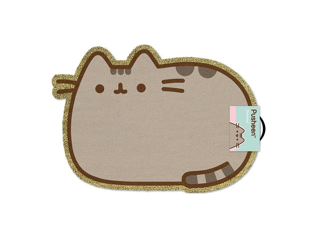 Rohožka Pusheen: Pusheen The Cat (60 x 40 cm) hnědá