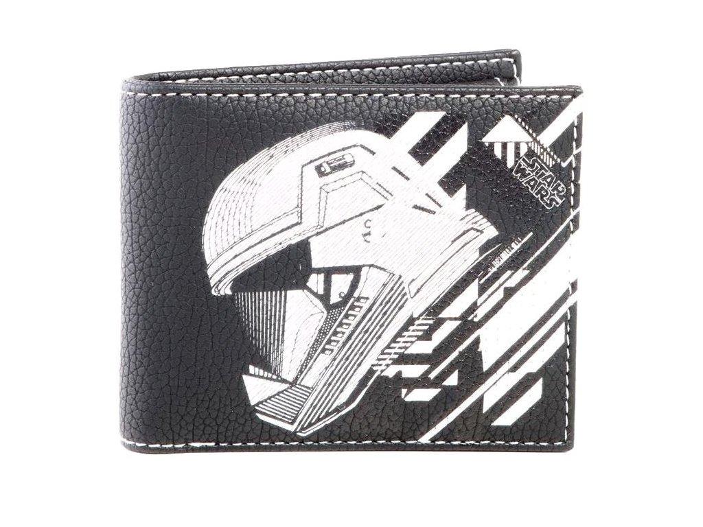 Peněženka Star Wars IX|Hvězdné Války IX: Logo Sith Trooper (12 x 10 cm)