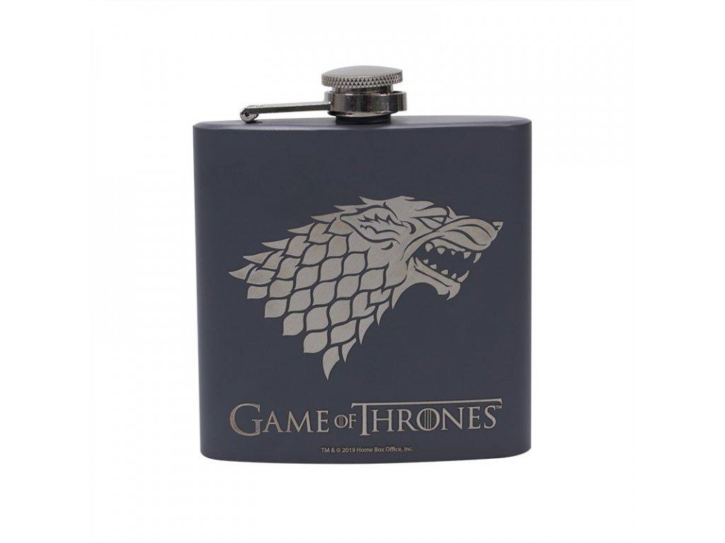 Plaskačka Game Of Thrones|Hra o trůny: Winter Is Coming - Zima přicháazí (objem 200 ml|9 x 9,5 x 2 cm)
