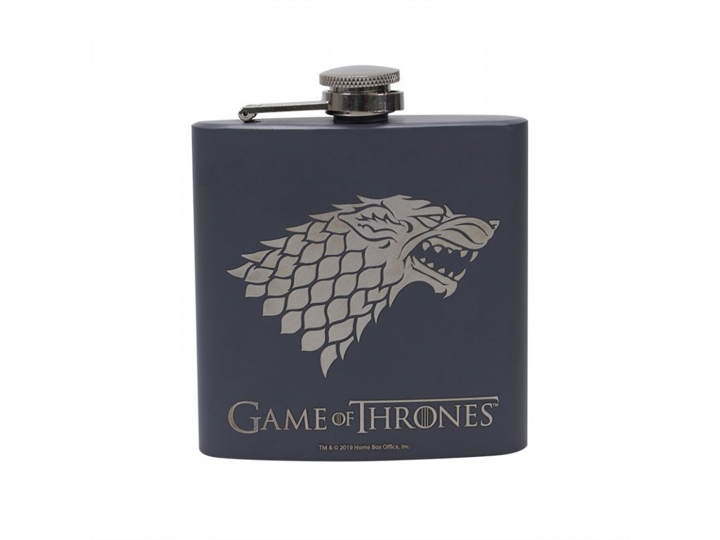 Plaskačka Game Of Thrones|Hra o trůny: Winter Is Coming - Zima přicháazí (objem 200 ml|9 x 9,5 x 2 cm)