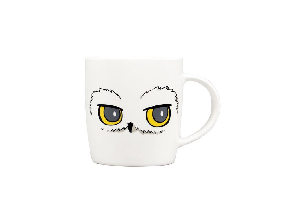 Keramický hrnek Harry Potter: Hedwiga (objem 325 ml)