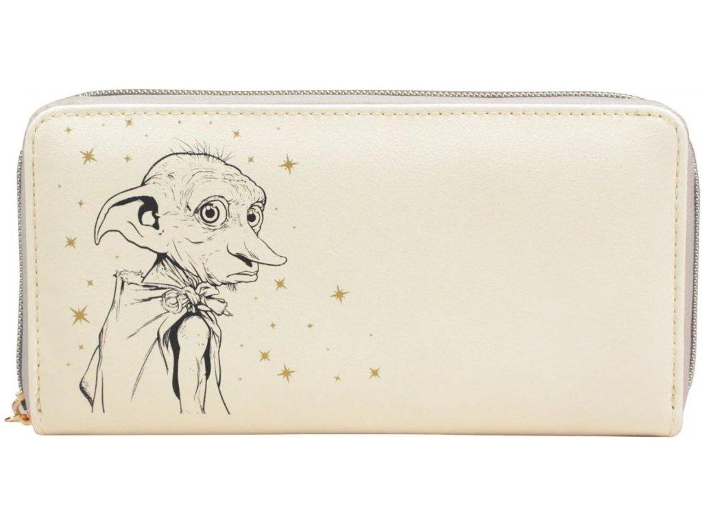 Dámská peněženka psaníčko Harry Potter: Dobby (11 x 20 x 3 cm)
