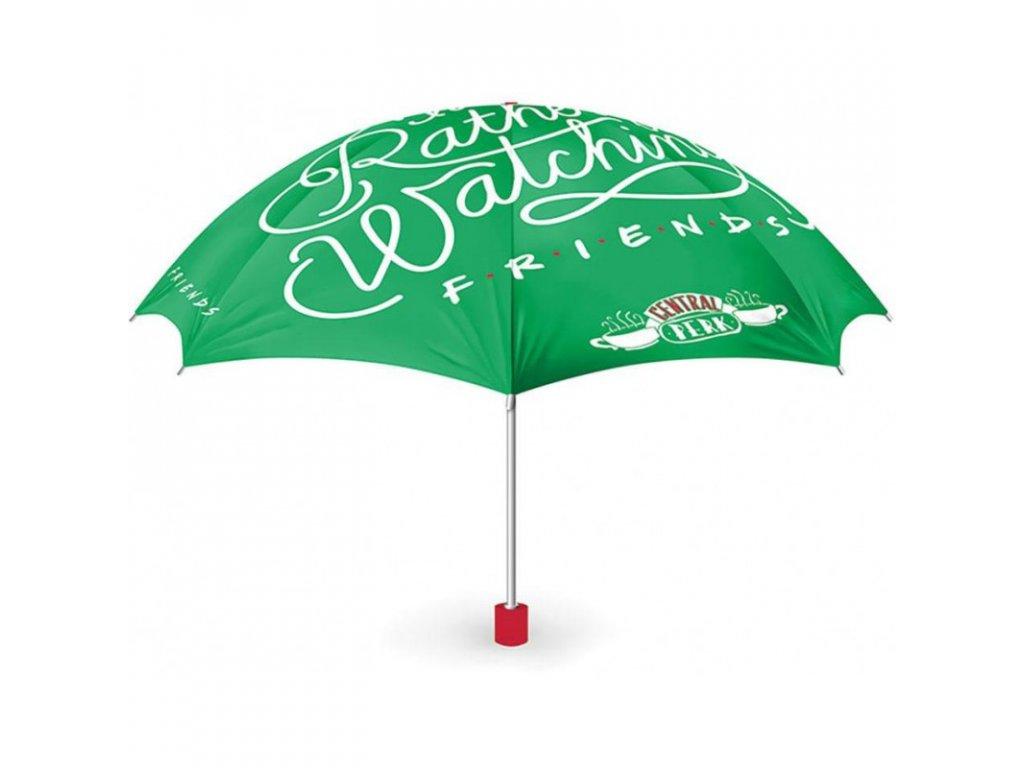 Skládací deštník Friends|Přátelé: Central Perk (průměr 90 cm)