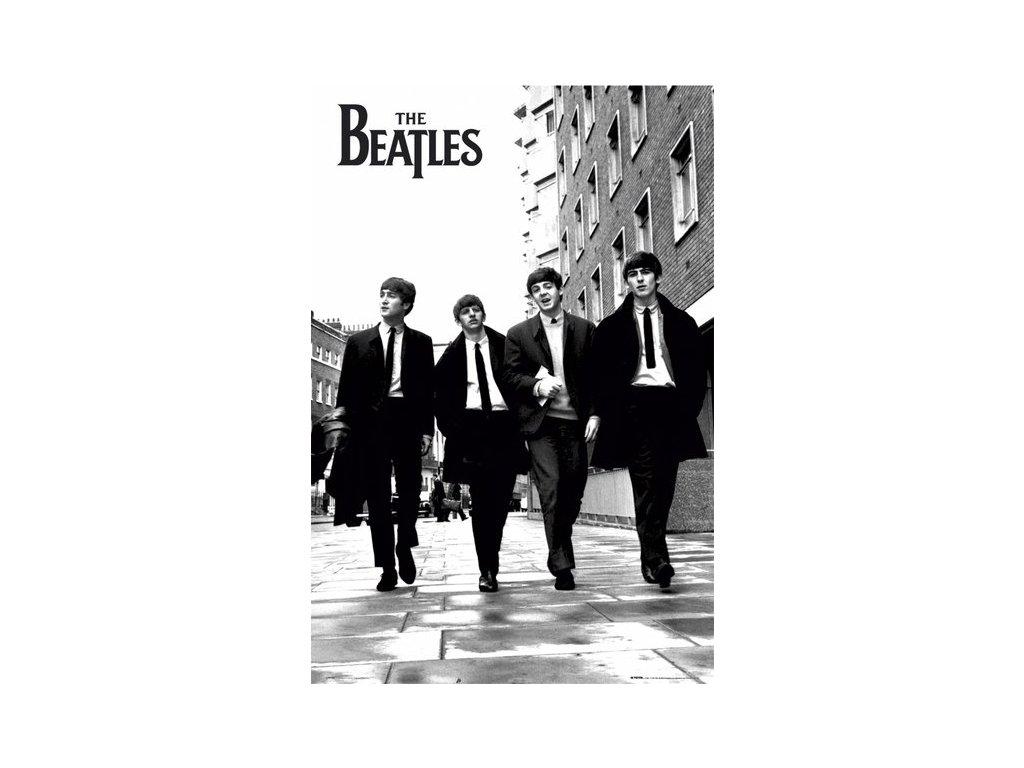 Plakát The Beatles: In London (61 x 91,5 cm)