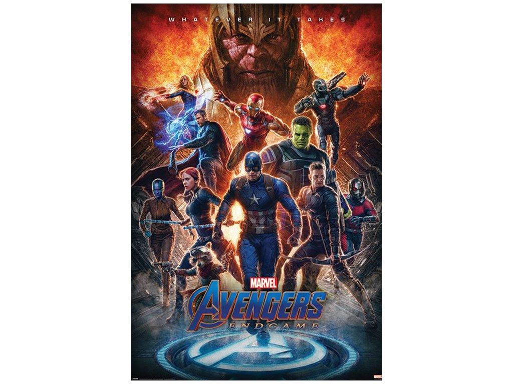 Plakát Avengers|Endgame: Whatever It Takes (61 x 91,5 cm)