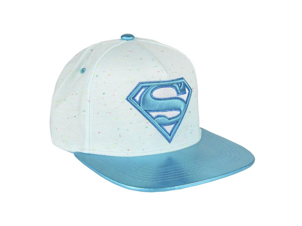 Kšiltovka DC Comics: Superman (obvod 57-59 cm) modrá