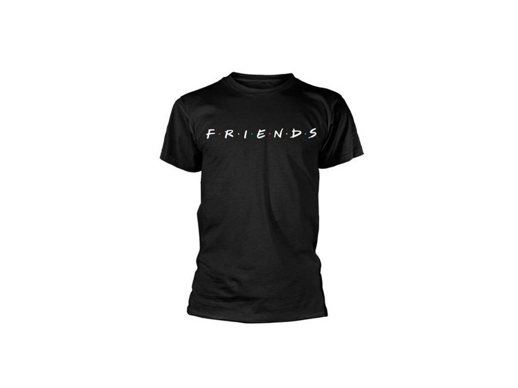Pánské tričko Friends Přátelé: Logo (XL)