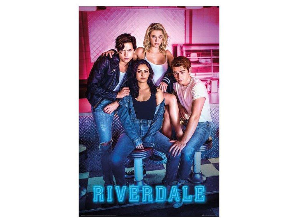 Plakát Riverdale: Characters (61 x 91,5 cm)