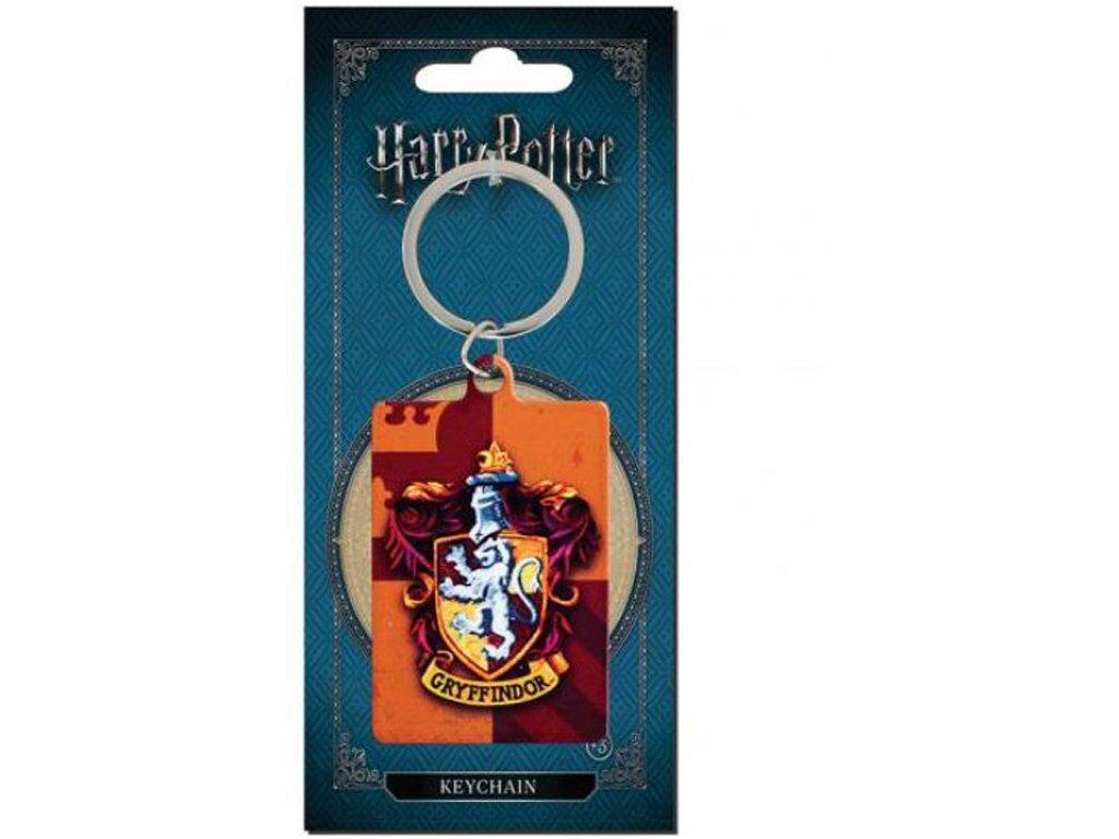 Klíčenka Haryy Potter: Gryffindor ( 4 x 6 cm)