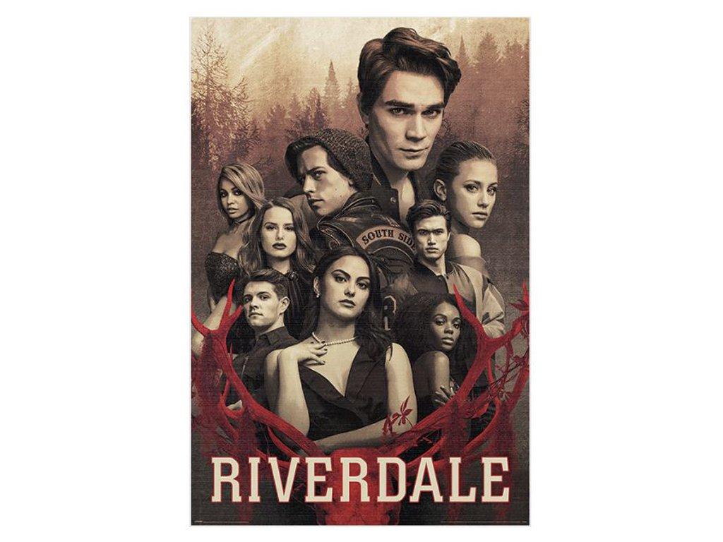 Plakát Riverdale (Netflix): Let The Game Begin (61 x 91,5)
