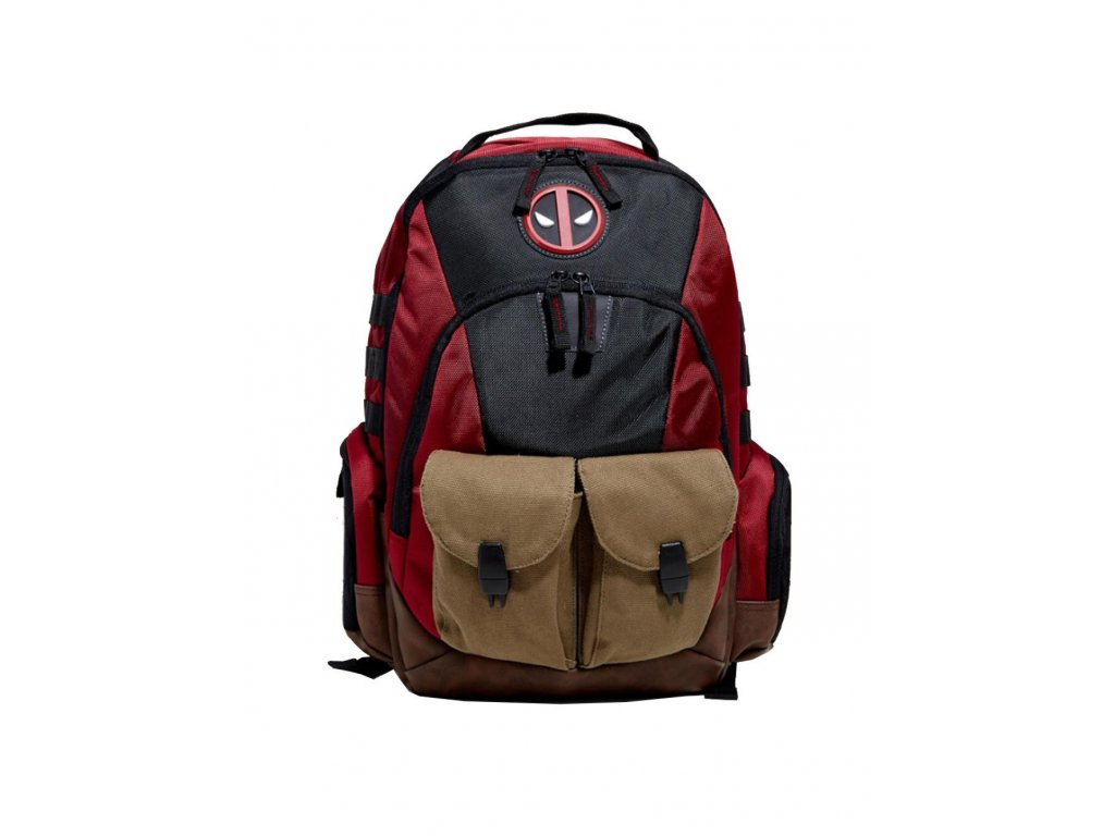 Multi batoh Marvel|Deadpool: Combat (45 x 30 x 15 cm|objem 20,2 litrů)