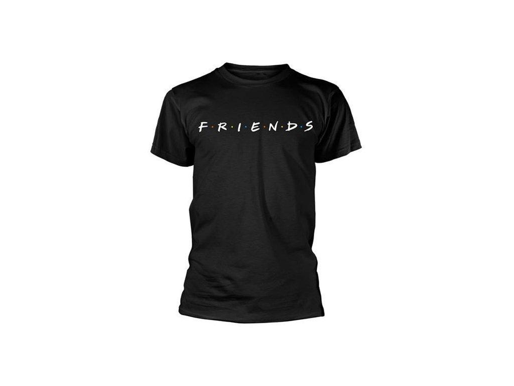 Pánské tričko Friends|Přátelé: Logo (2XL)