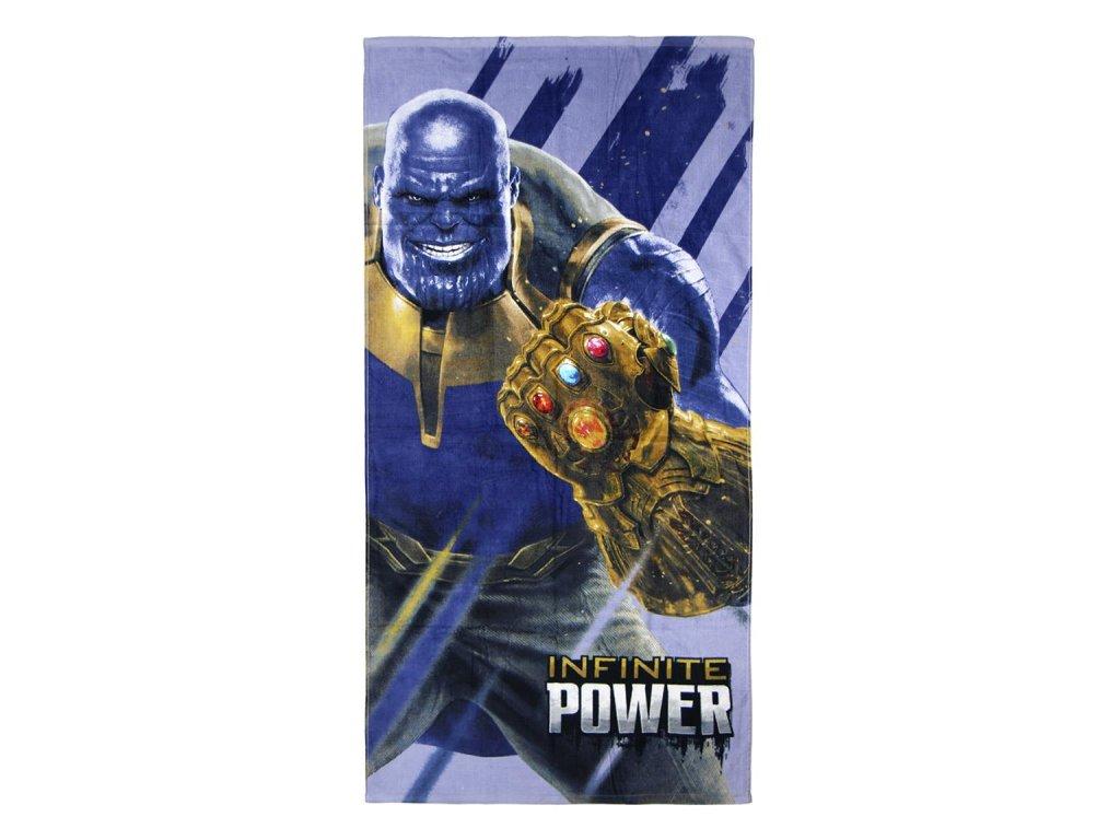 Ručník osuška Marvel: Avengers (140 x 70 cm) polyester