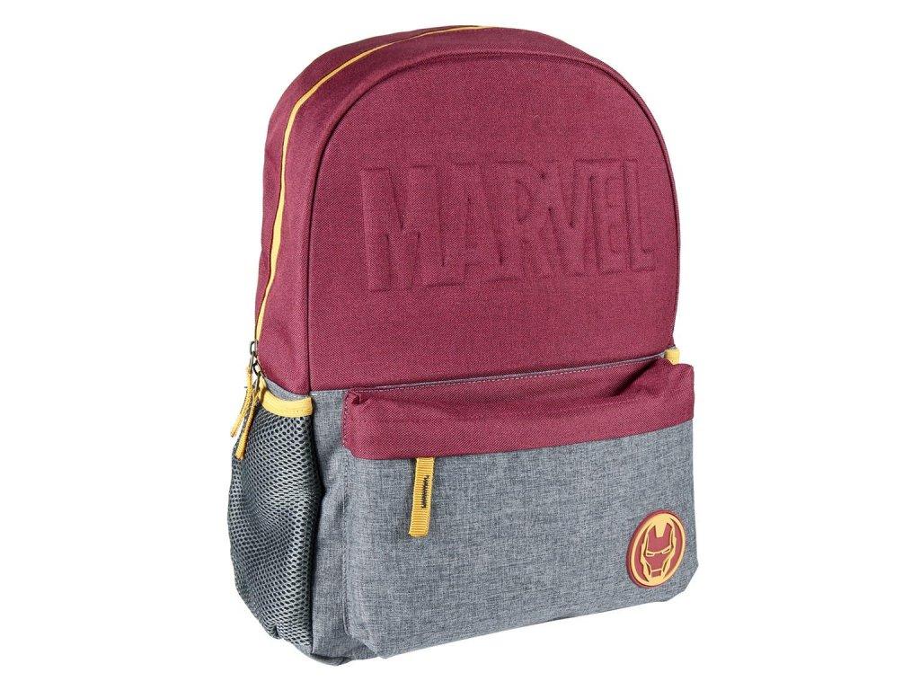 Školní batoh Marvel|Avengers: Iron Man (objem 16,4 litrů|30 x 42 x 13 cm)