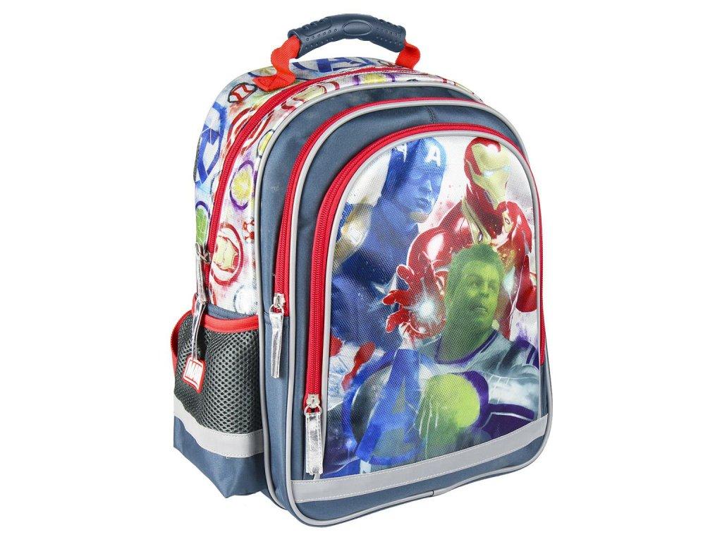 Školní batoh Marvel|Avengers: Premium (objem 15,2 litrů|30 x 39 x 13 cm)