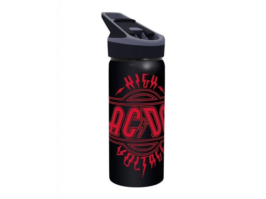 Láhev na pití AC/DC: High Voltage (710 ml) hliník