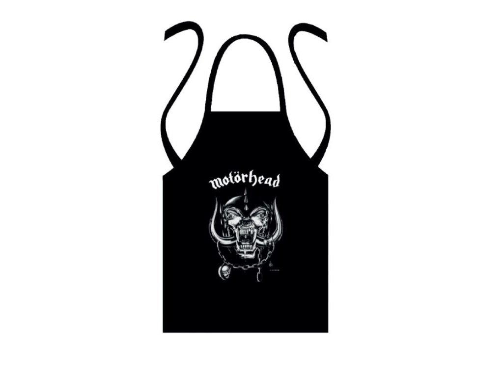 Kuchyňská zástěra Motörhead: Logo (70 x 80 cm)