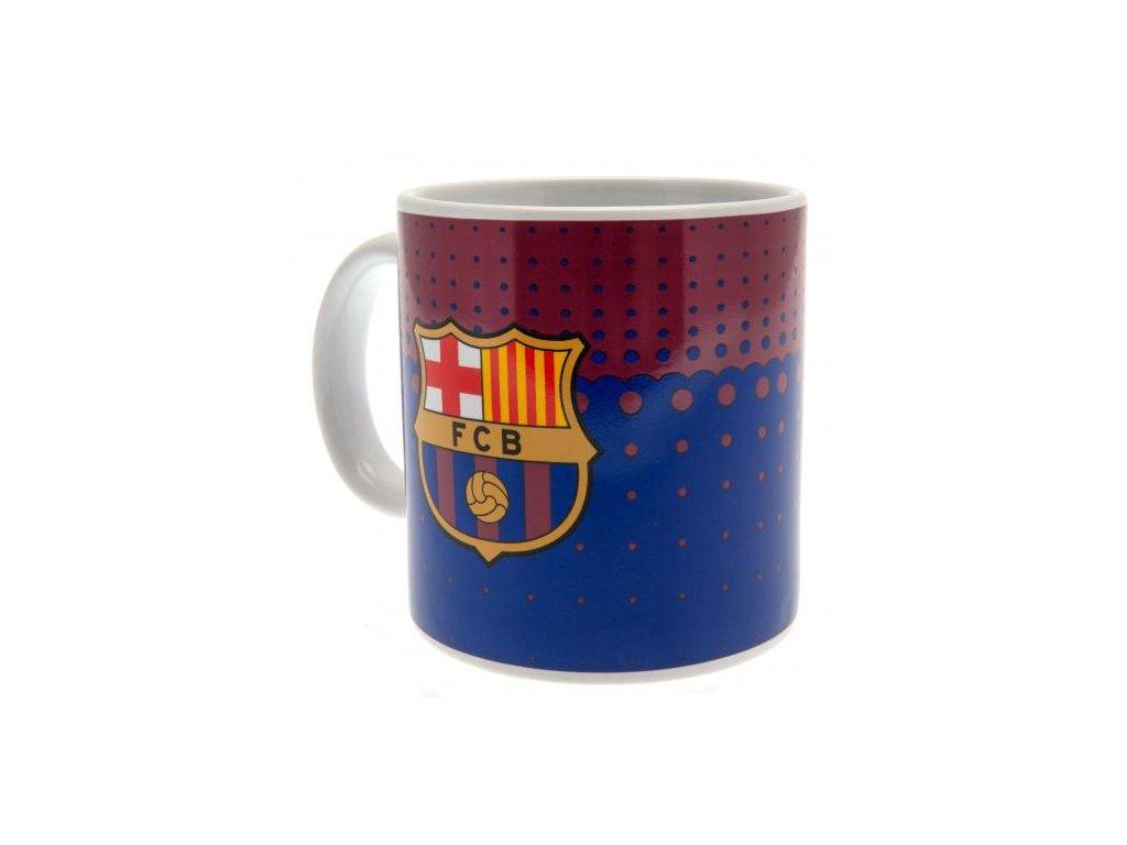 Velký keramický hrnek: FC Barcelona (objem 480 ml)