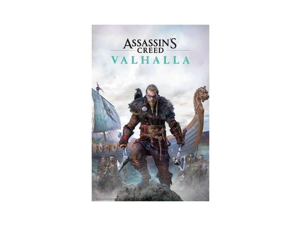 Plakát Assassin's Creed Valhalla: Standard Edition (61 x 91,5 cm)