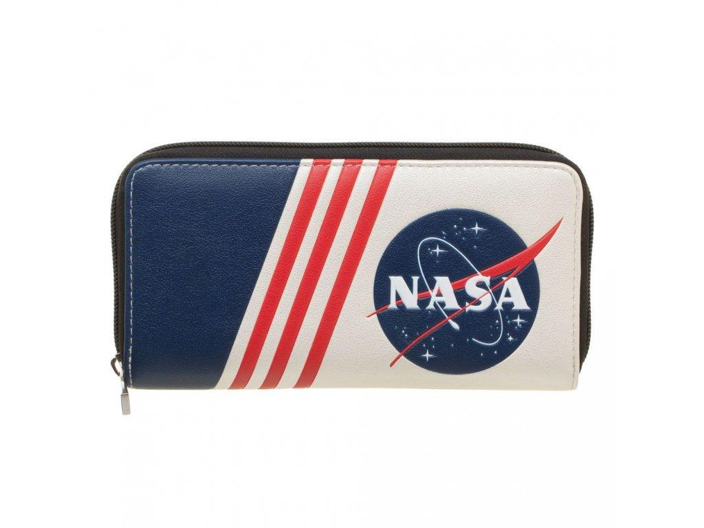 Peněženka NASA: Logo zip ()