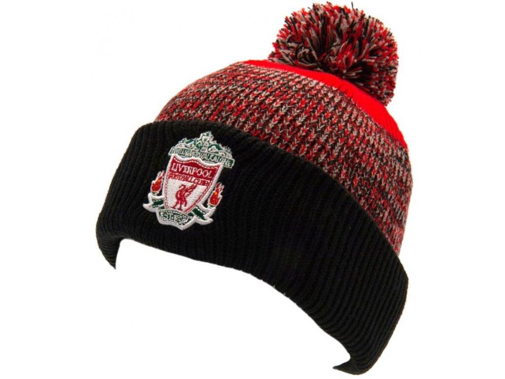 Zimní čepice FC Liverpool: Znak (universální) akryl