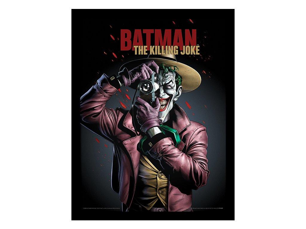 Plakát v rámu DC Comics|Batman: The Killing Joke (30 x 40 cm)