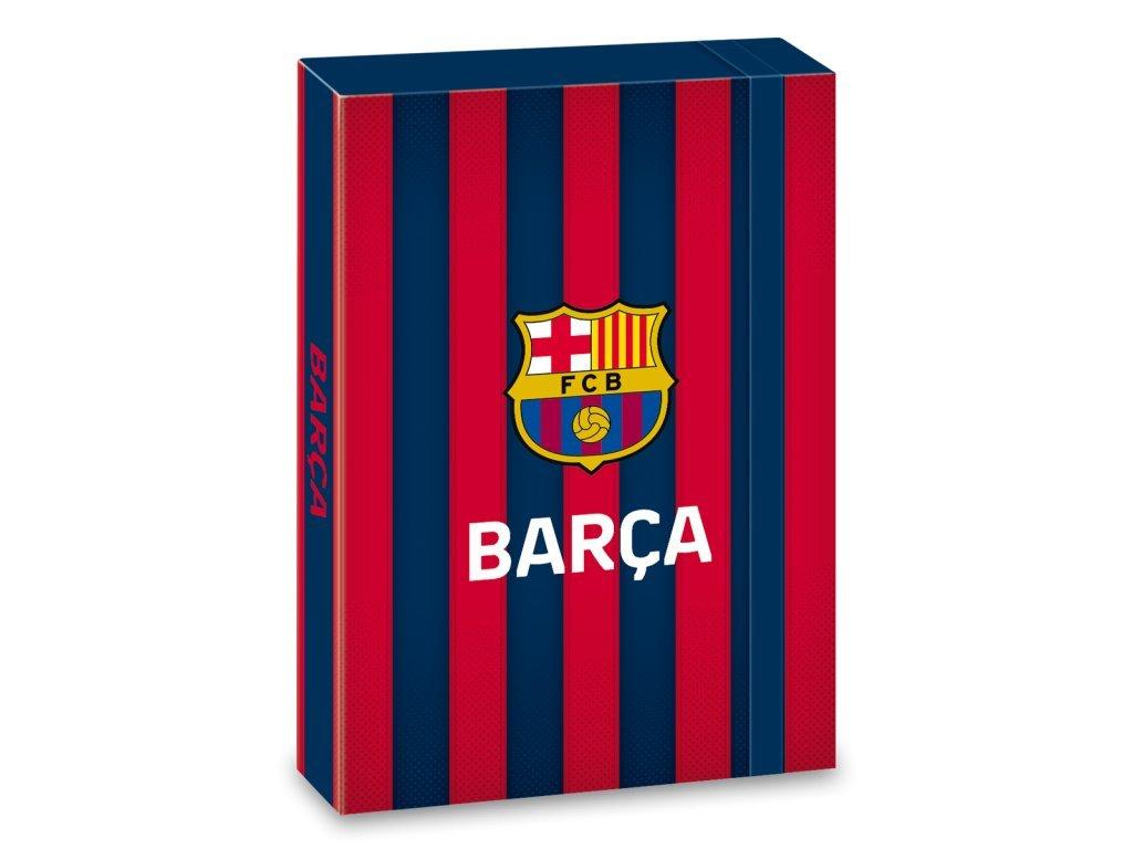 Box na sešity FC Barcelona 19 A4