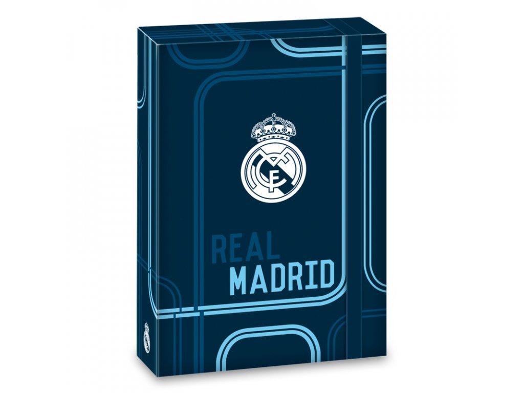 Box na sešity Real Madrid blue 17 A5
