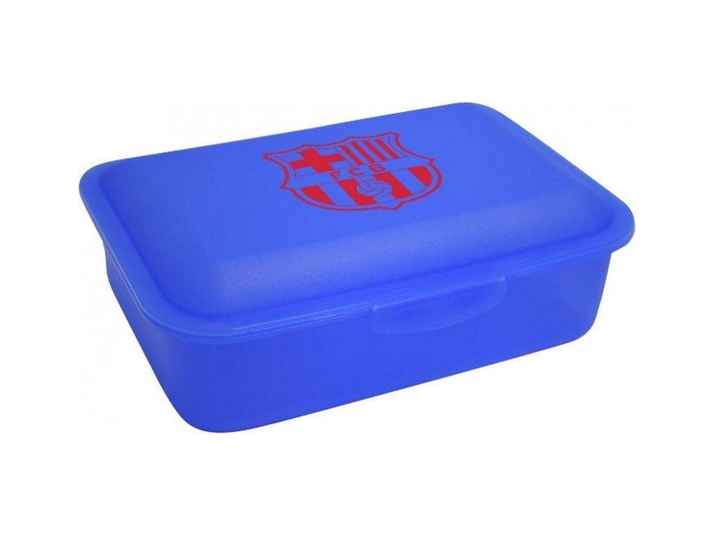 Box na svačinu FC Barcelona crest