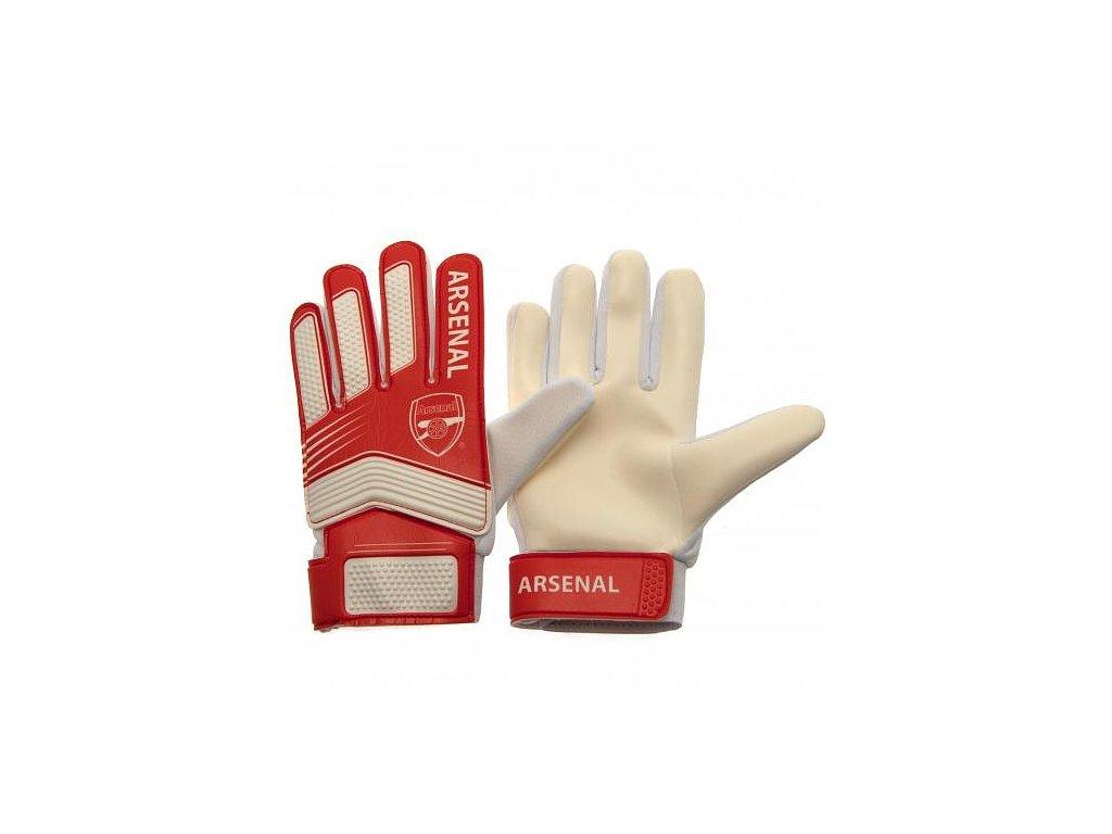 Brankářské rukavice Arsenal FC dětské