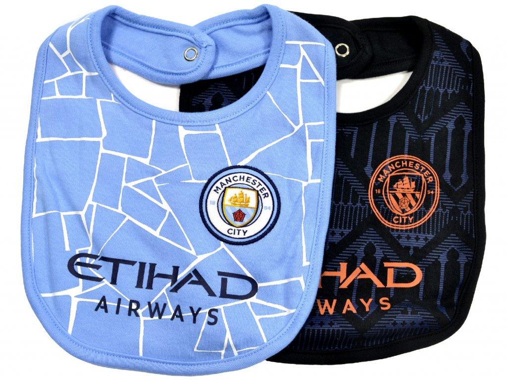 Bryndáky Manchester City 20 2ks